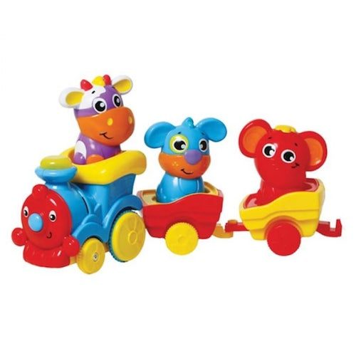 Image result for playgro fun friend choo choo train
